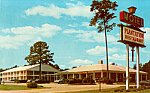 The Plantation Motel and Restaurant  Ridgeland SC p24764