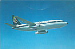 Click here to enlarge image and see more about item p24781: Olympic Airways Boeing 737-200