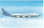 Click here to enlarge image and see more about item p24785: Olympic Airways Boeing 747-200B