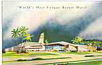 Beau Rivage Resort  Motel, Miami Beach Florida