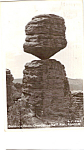Click here to enlarge image and see more about item p24797: Balance Rock Chiricahua National Monument AZ RPPC p24797