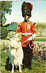 Click here to enlarge image and see more about item p24812: Corporal in Charge of Mascot Baptiste
