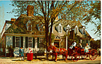 Raleigh Tavern, Williamsburg, Virginia