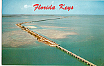 Craig Key Florida Postcard p24846