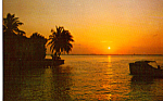 Click here to enlarge image and see more about item p24848: Florida Sunset