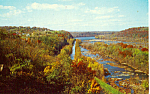 Click here to enlarge image and see more about item p24868: Potomac Panorama Harper s Ferry West Virginia p24868