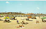 Click here to enlarge image and see more about item p24927: Stewart Beach, Galveston, Texas
