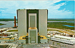 Click here to enlarge image and see more about item p24933: Vertical Assembly Building,John F kennedy Space Center