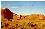 Click here to enlarge image and see more about item p24934: Red Rocks Gallup New Mexico p24934