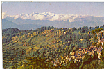 Click here to enlarge image and see more about item p24949: Landscape, Darjeeling, India
