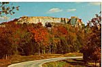 Click here to enlarge image and see more about item p24959: Baird Mountain Overlooking Table Rock State Park & Dam