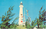 Click here to enlarge image and see more about item p24973: Gibb s Hill Lighthouse Southhampton Bermuda p24973