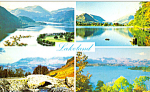 English Lakes Old Lakeland Dialect Souvenir Postcard