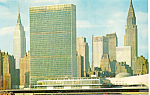 Click here to enlarge image and see more about item p25075: United Nations Building