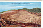 Utah Copper Mine,Bingham Canyon, Utah