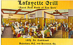 Lafayette Grill South Carolina and Georgia p25117