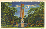 Click here to enlarge image and see more about item p25120: The Singing Tower,Lake Wales, Florida