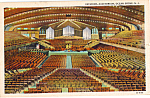 Interior Auditorium, Ocean Grove, New Jersey