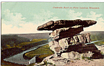 Umbrella Rock Lookout Mountain Tennessee p25158