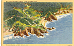 Click here to enlarge image and see more about item p25193: Hecta Head Oregon Coast Highway Oregon p25193