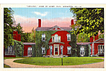 Ashland Home of Henry Clay, Lexington, Kentucky