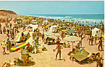 Click here to enlarge image and see more about item p25224: Beach Scene Israel p25224