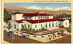 Click here to enlarge image and see more about item p25263: US Post Office Santa Barbara, California