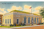US Post Office Coatesville, Pennsylvania