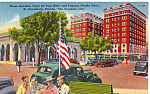 Click here to enlarge image and see more about item p25266: Open Air US Post Office St Petersburg Florida p25266