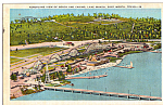 Click here to enlarge image and see more about item p25286: Beach and Roller Coaster Lake Worth, Fort Worth Texas