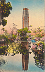 Click here to enlarge image and see more about item p25304: The Singing Tower, Florida