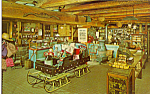 Click here to enlarge image and see more about item p25318: Historic Ephrata Cloister Country Store  Interior