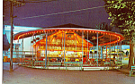 Click here to enlarge image and see more about item p25323: The Swiss Chalet Dorney Park Allentown Pennsylvania p25323