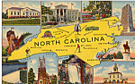 State Maps and Views of North Carolina