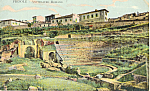 Click here to enlarge image and see more about item p25473: Fiesole Italy Anfiteatro Romano p25473