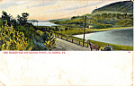 Click here to enlarge image and see more about item p25503: The Reservoir  Kittaning Point Altoona Pennsylvania p25503