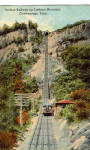 Incline Railway up Lookout Mountain, Chattanooga