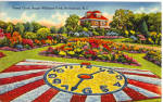 Floral Clock, Roger Williams Park, Providence