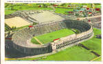 Click here to enlarge image and see more about item p25954: Harvard Stadium, Boston, Massachusetts