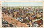 Click here to enlarge image and see more about item p26025: Bird's Eye View of New Orleans