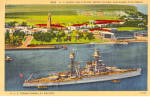 Click here to enlarge image and see more about item p26046: US Battleship Pennsylvania BB-38 p26046