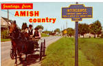 Amish Courting Buugy, Intercourse, Pennsylvania
