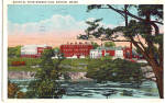 Click here to enlarge image and see more about item p26511: Hospital From Brewer Side Bangor  Maine p26511