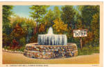 Click here to enlarge image and see more about item p26530: Ramona Park Well  Harbor Springs Michigan p26530