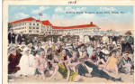 Bathing Beach,Breakers Hotel,Palm Beach, Florida