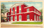 Click here to enlarge image and see more about item p26572: US Post Office & Courthouse, Anderson,South Carolina