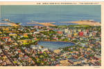 Aerial View of St Petersburg Florida p26618