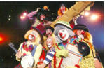 Click here to enlarge image and see more about item p26681: World of Clowns, Circus World,Orlando, Florida