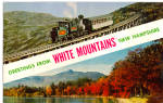 Click here to enlarge image and see more about item p26718: Cog Railway, Mt Washington New Hampshire
