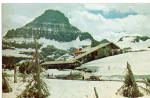 Click here to enlarge image and see more about item p26728: Logan Pass, Glacier National Park